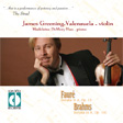 James Greening-Valenzuela CD