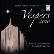 Mount Marty College Choir CD
